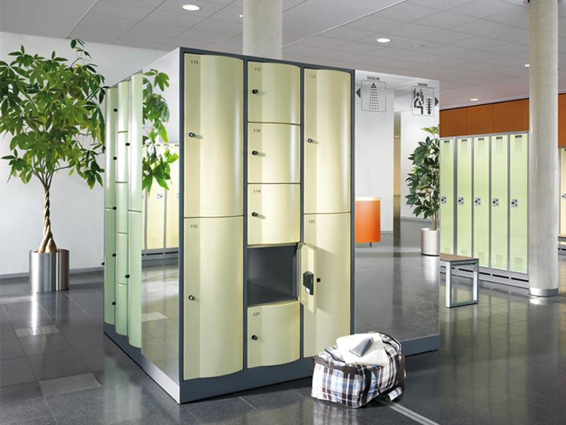 Funkční nábytek a skladovací technika